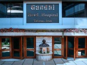 gandhi hospital main entrance