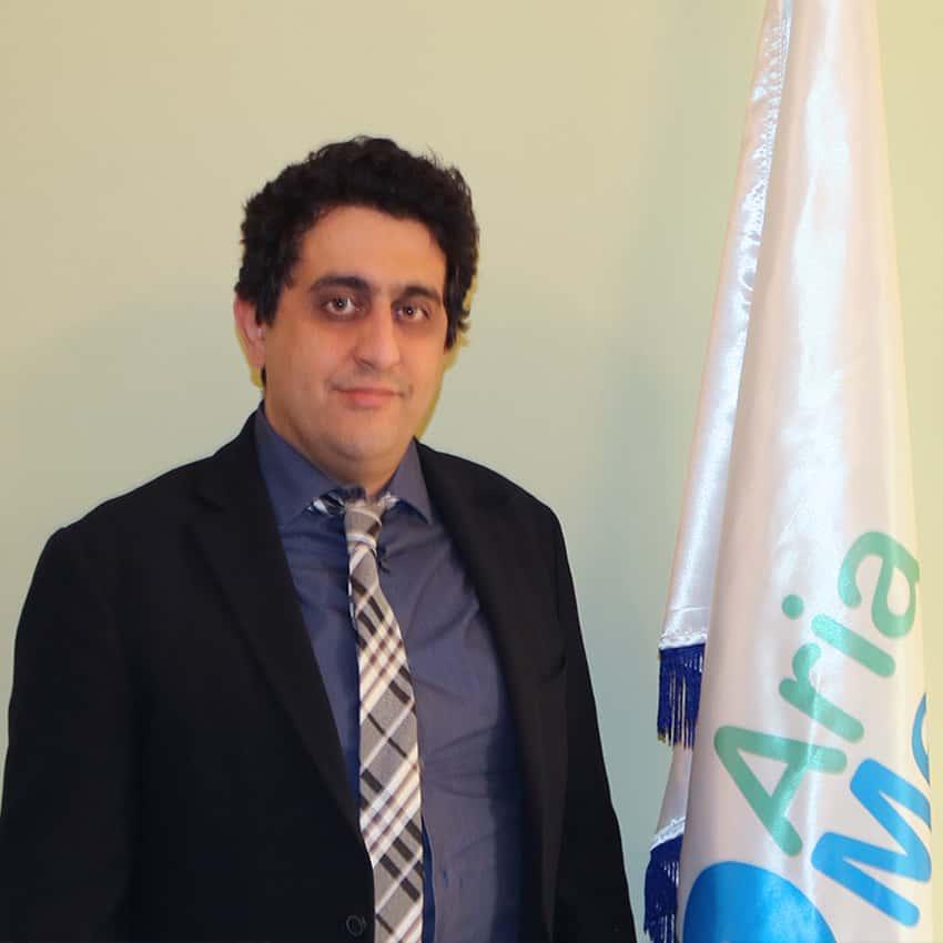 Dr Farshid Mahboubi Rad