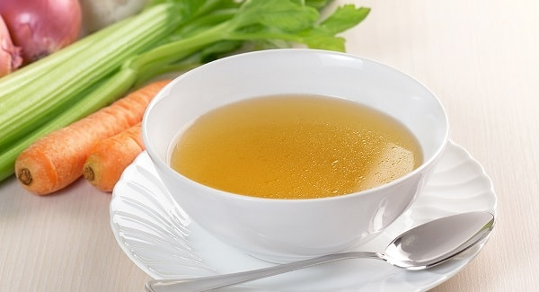 chicken broth for weight loss surgery post-op diet