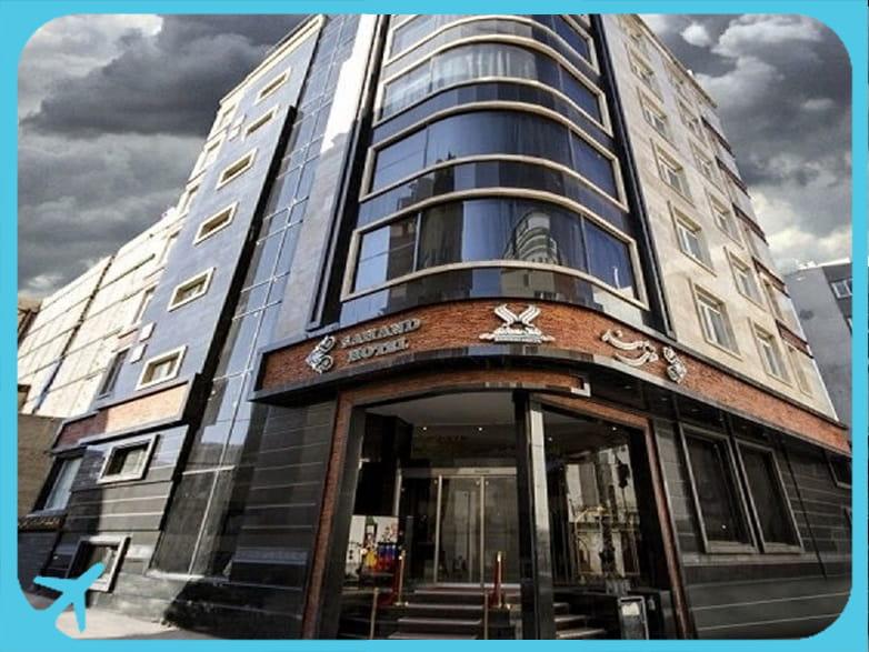 Sahand hotel's