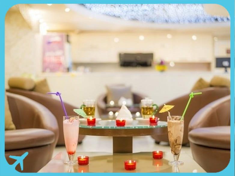Sahand hotel's lobby (3)
