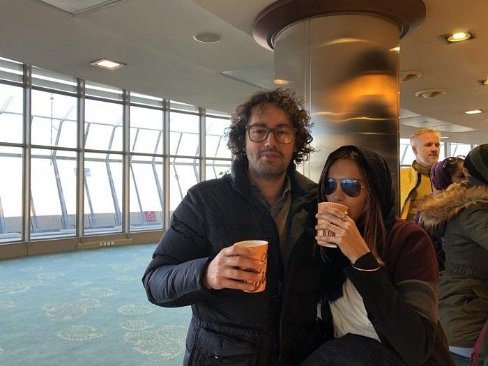 Italian tourists Iran