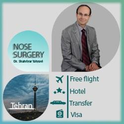 Dr Yahyavi nose surgeon