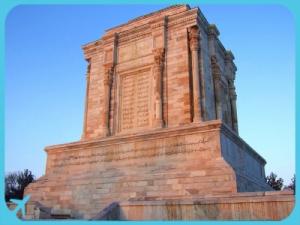 Ferdowsi's Mausoleum Mashhad