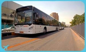 Mashhad BRT Buses