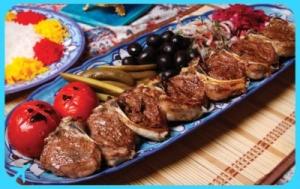 Mashhad Shishlik Kebab