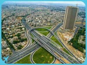 Tehran Kordestan Highway