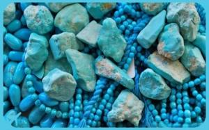 Turquoise Stone Mashhad