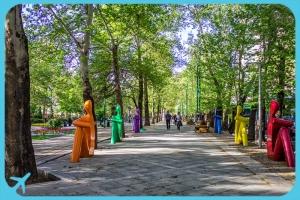 Tehran Mellat Park ali-e-Asr