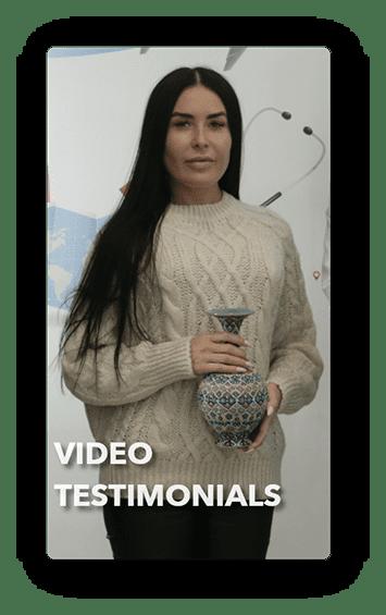 breast augmentation patient video testimonial in iran tehran