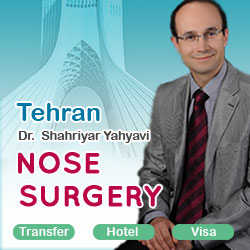 Dr Yahyavi rhinoplasty package