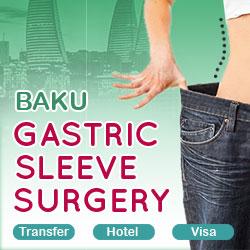 gastric sleeve in Baku