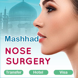 rhinoplasty package in mashhad