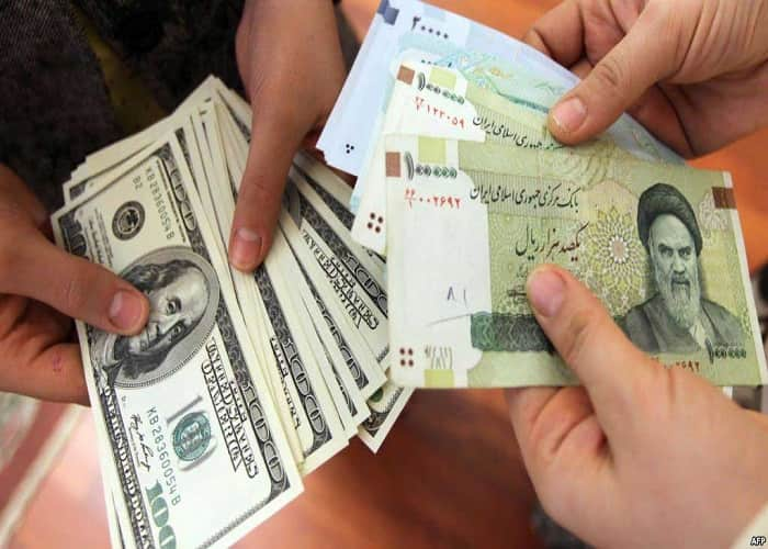 iran currency rial or toman