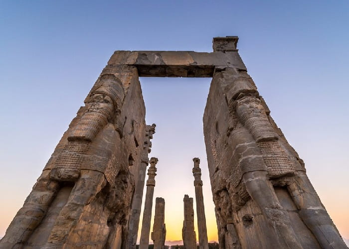 Persepolis shiraz iran