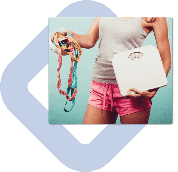 weigh measuring, weight loss package iran