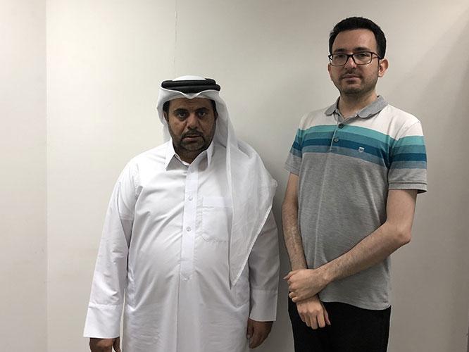 AriaMedTour Director and Qatari Partner
