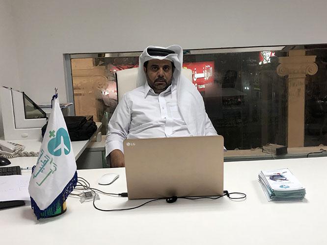 Qatari Partner of AriaMedTour