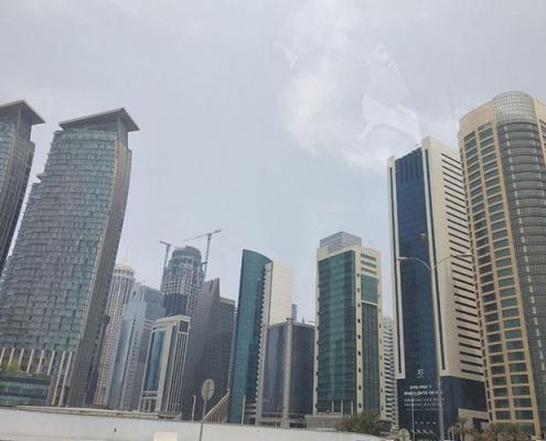 AriaMedTour Qatar Journey