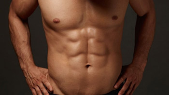 a fit body with six-pack abs