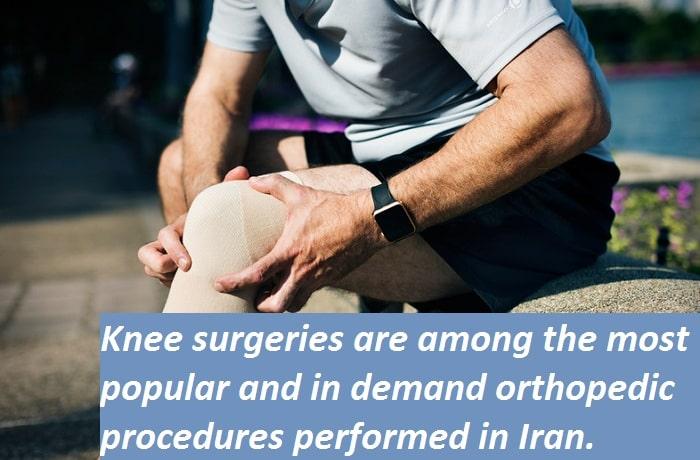 knee pain treatment in iran