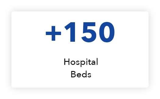 jam hospital beds' number