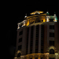 Golden Rose Clinic in Tehran