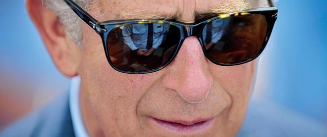 closeup photo of a man with sunglasses