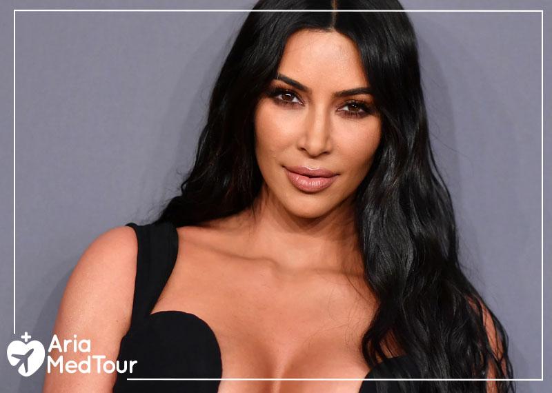 Kim Kardashian Brazilian butt lift surgery.