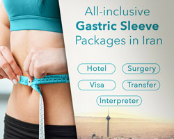 gastric sleeve packages in iran