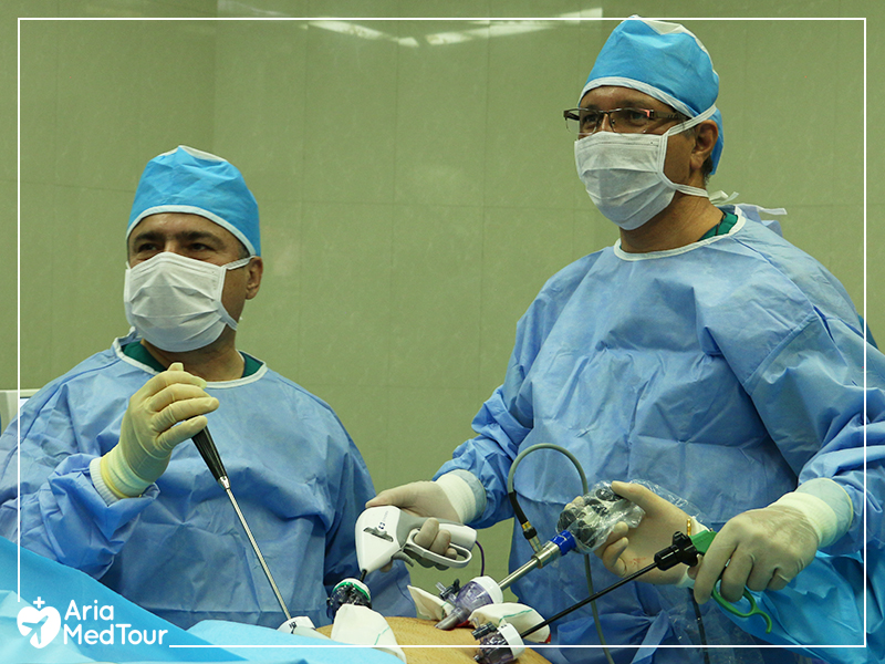 gastric bypass surgery in iran with iranian surgeons