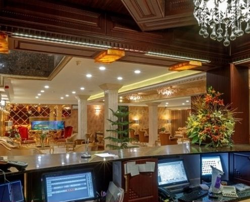 aramis hotel of Tehran