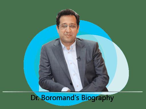 Dr Boromand - biography