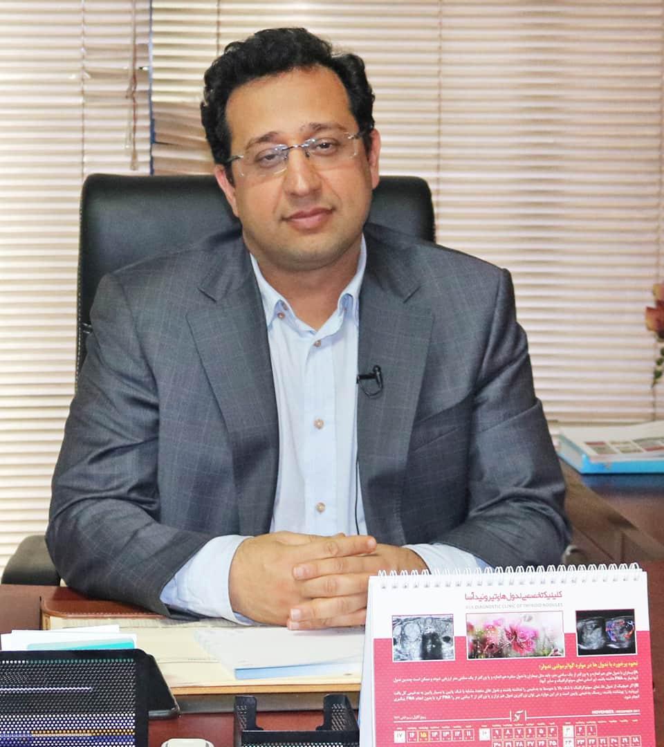 Dr Peyman Boroumand- Rhinoplasty surgeon in Iran