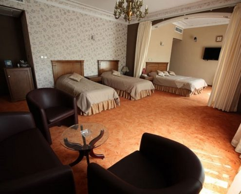 eram grand hotel of Tehran