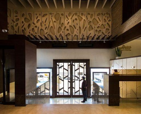eskan alvand hotel of Tehran