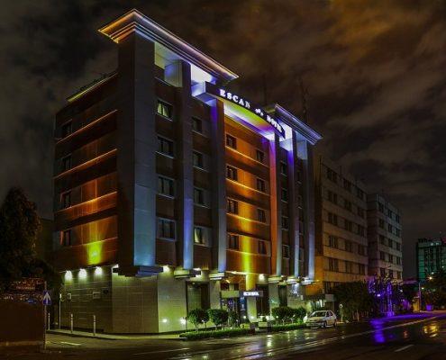 eskan forsat hotel of Tehran