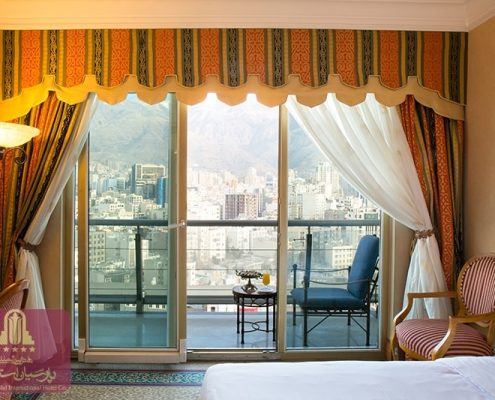 esteghlal hotel of Tehran