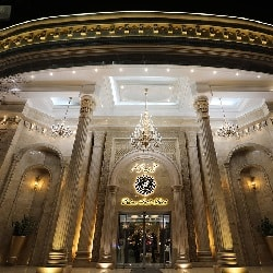 ghasr hotel mashhad