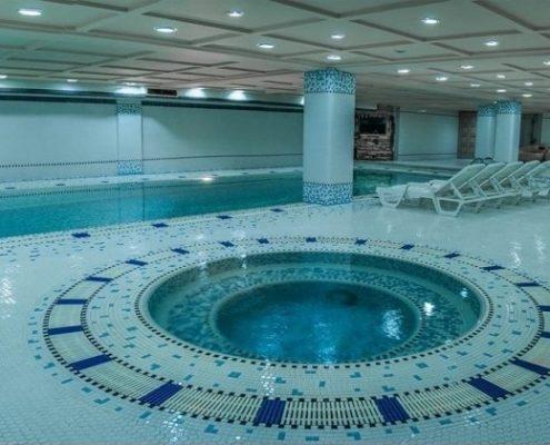 pariz hotel of Tehran
