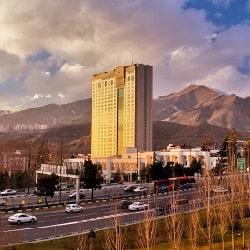 parsian azadi hotel of Tehran