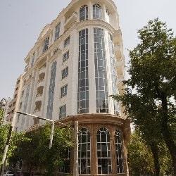 wisteria hotel of Tehran