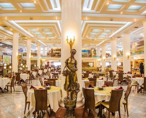 ghasr hotel in mashhad iran