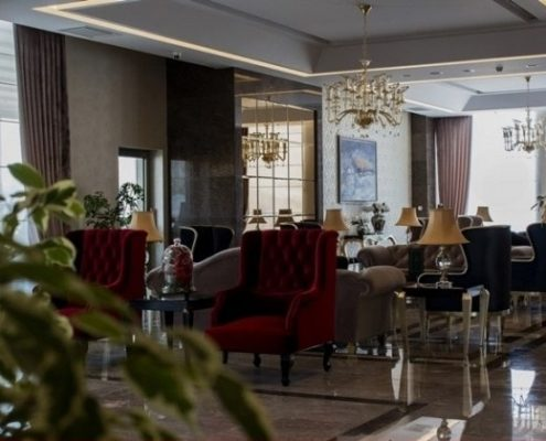 tabriz kaya laleh park hotel
