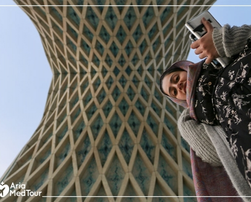 Tourism and surgery in Iran