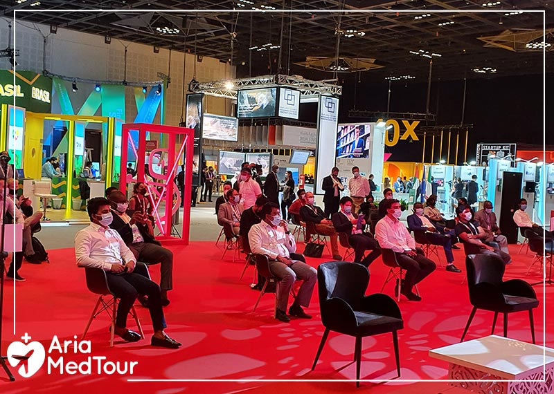 GITEX 2020 Dubai Exhibition with more than 350 speakers from 30 countries