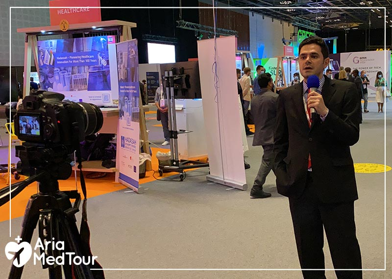 Participation of 20 Iranian knowledge-based companies, including AriaMedTour, in GITEX 2020 Dubai