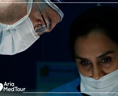 best revision rhinoplasty surgeon in Iran