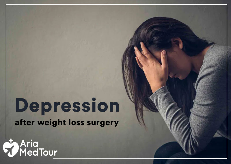 depression after weight loss surgery