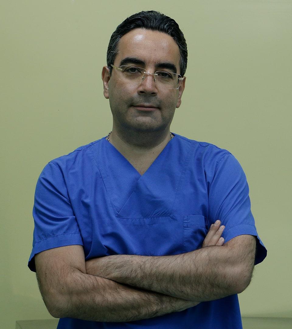doctor Alireza Mohebbi nose and facial plastic surgeon in Tehran, Iran